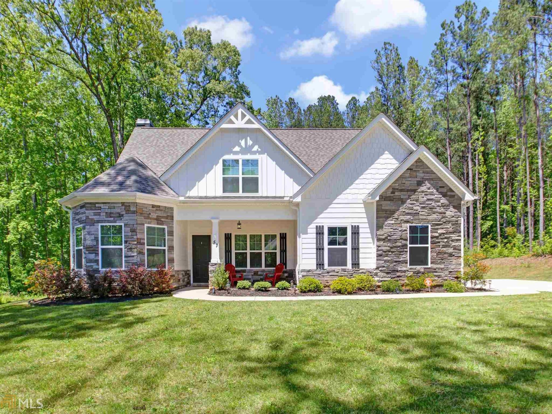 57 Ashlynn Brook Way, Senoia, GA 30276 - #: 8777387