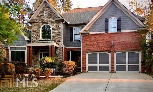 167 Pine Bluff Dr, Dallas, GA 30157 - #: 8811390