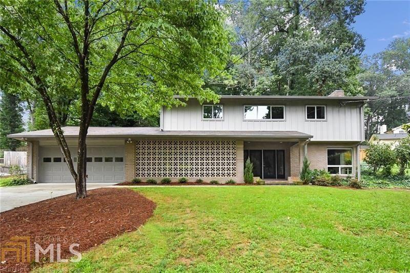 2145 Heritage Dr, Atlanta, GA 30345 - #: 8819391