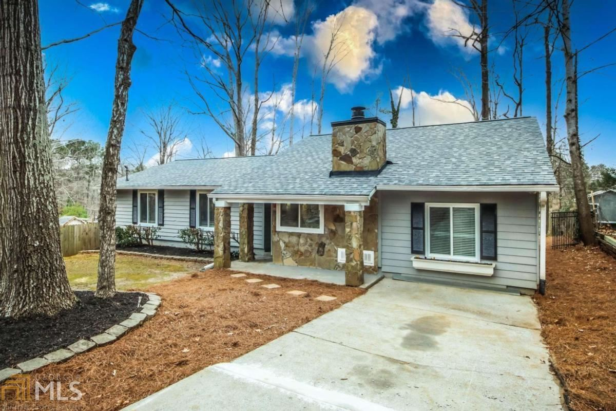 583 Inland Way, Lilburn, GA 30047 - #: 8936393