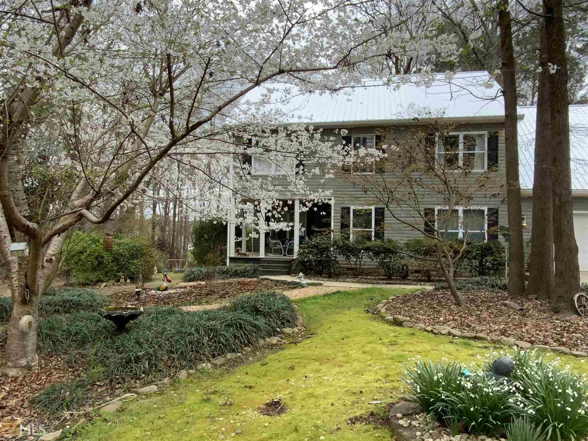 1161 Oconee Farms Rd, Greensboro, GA 30642 - MLS#: 8946398