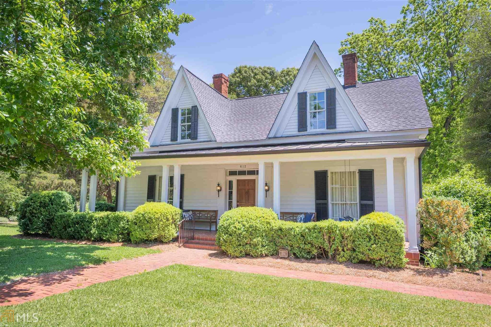 Photo of 612 Old Post Rd, Madison, GA 30650 (MLS # 8913401)