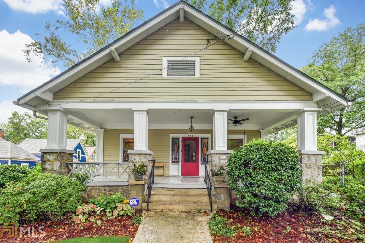 464 Broyles St, Atlanta, GA 30312 - #: 8862409