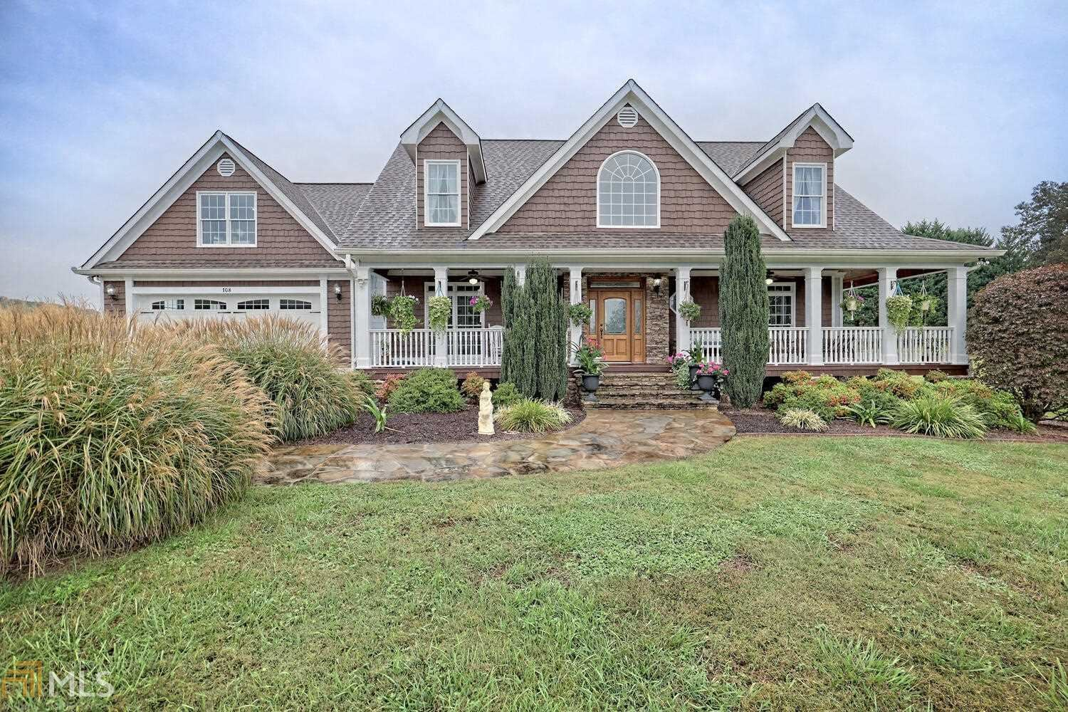 108 Bell Creek Cv, Hiawassee, GA 30546 - MLS#: 8871411