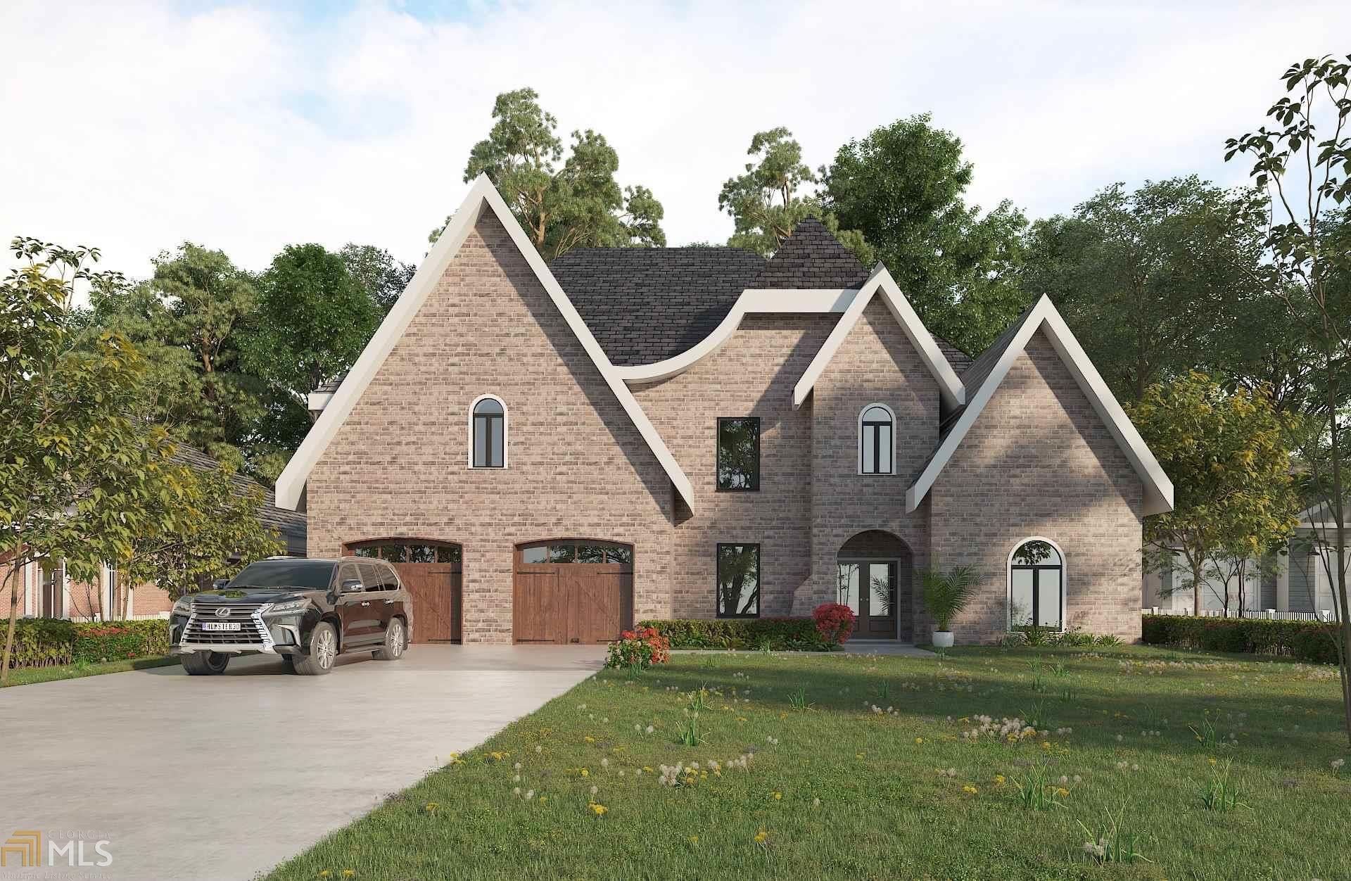 61 Somerset Hills, Fairburn, GA 30213 - #: 8865415