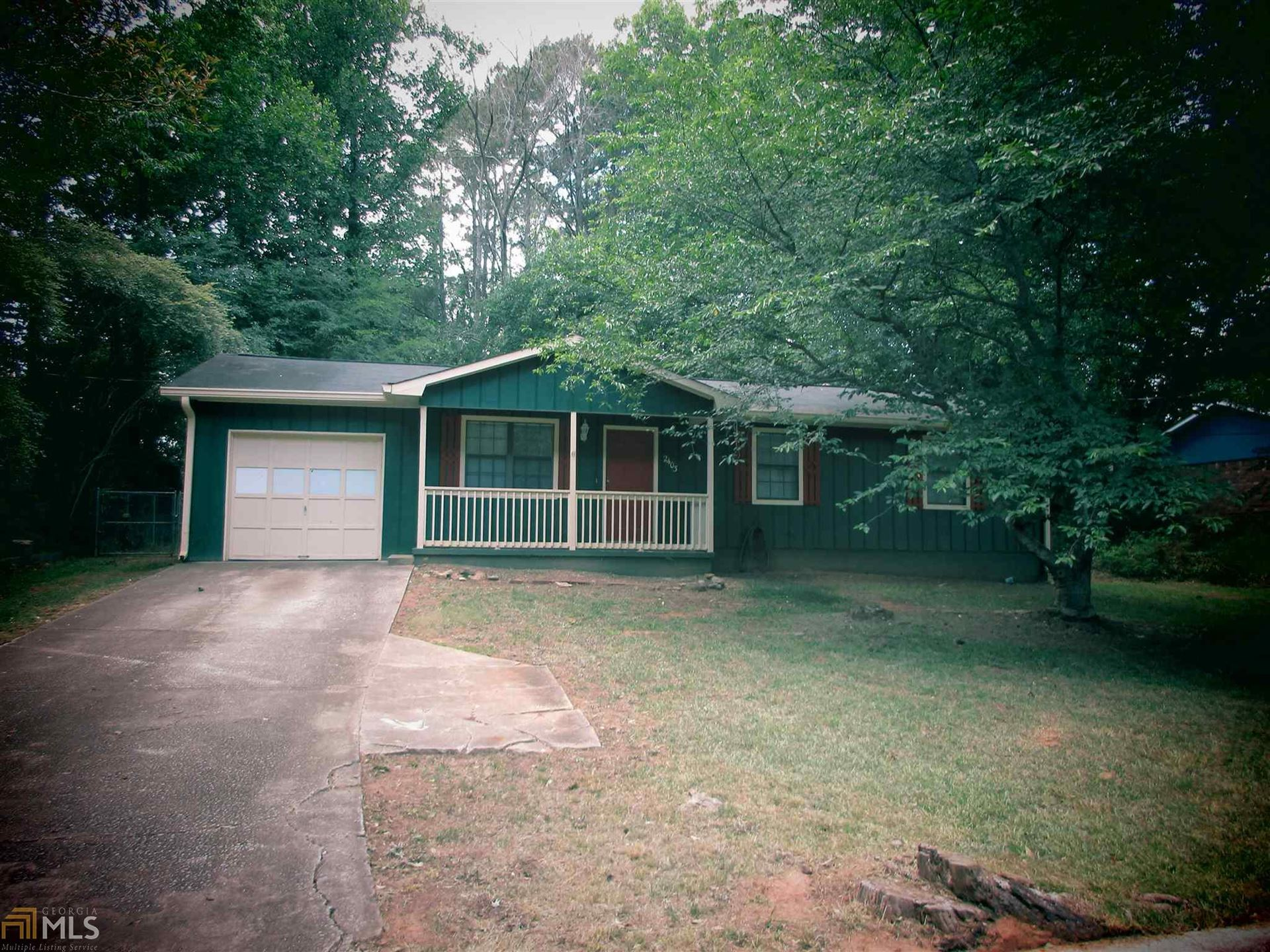 2403 Rodgers Dr, Conyers, GA 30094 - #: 8836419