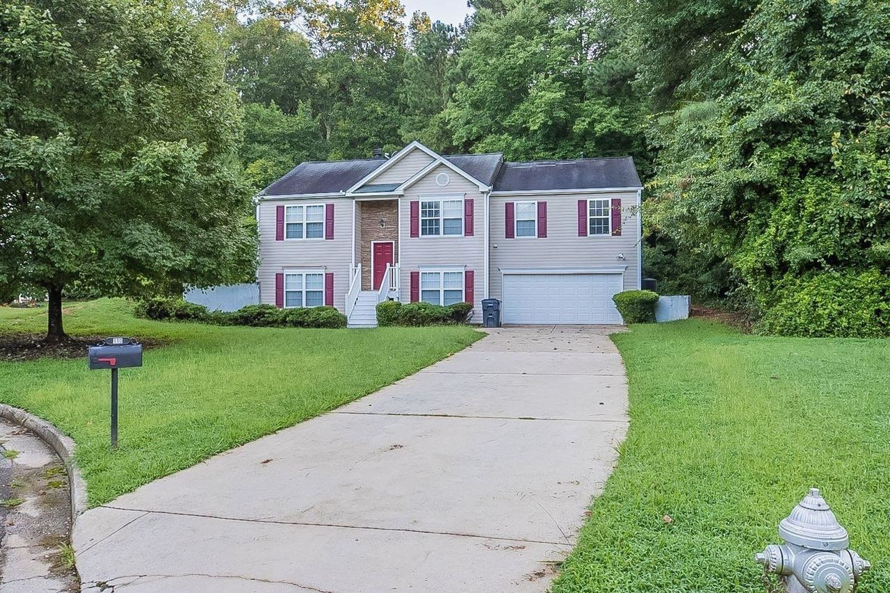 110 Brookewood Lane, Douglasville, GA 30134 - #: 9040424