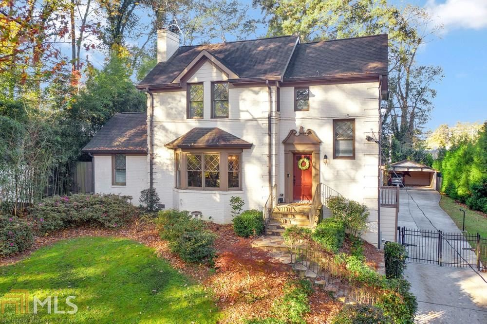 1818 N Rock Springs Rd, Atlanta, GA 30324 - MLS#: 8872425