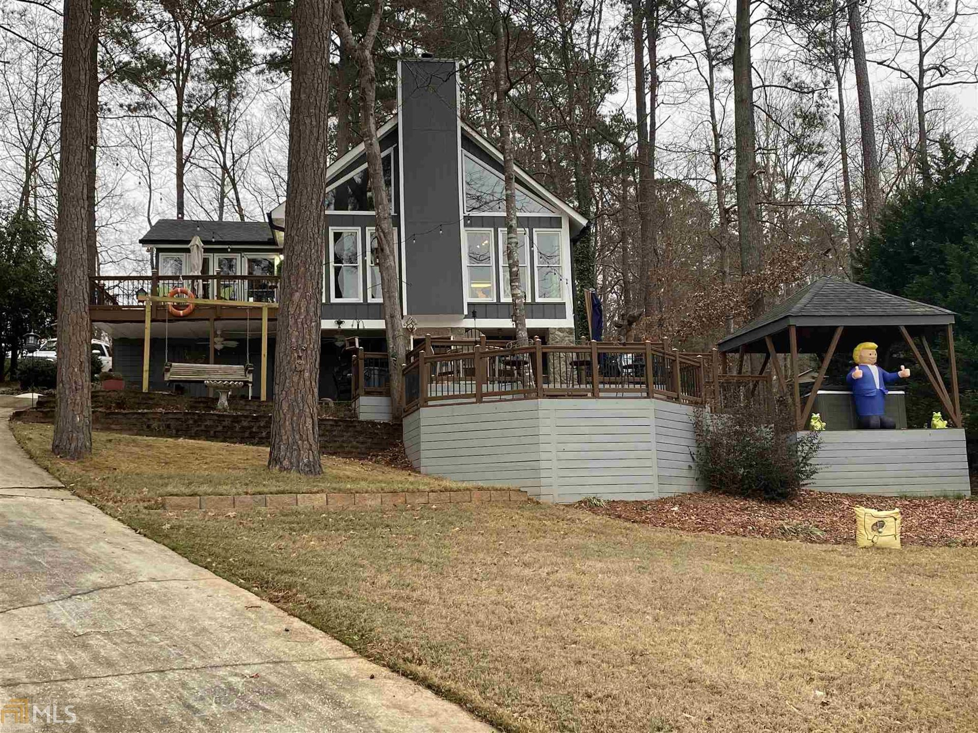 Photo of 554 Chickadee Court, Monticello, GA 31064 (MLS # 8936429)