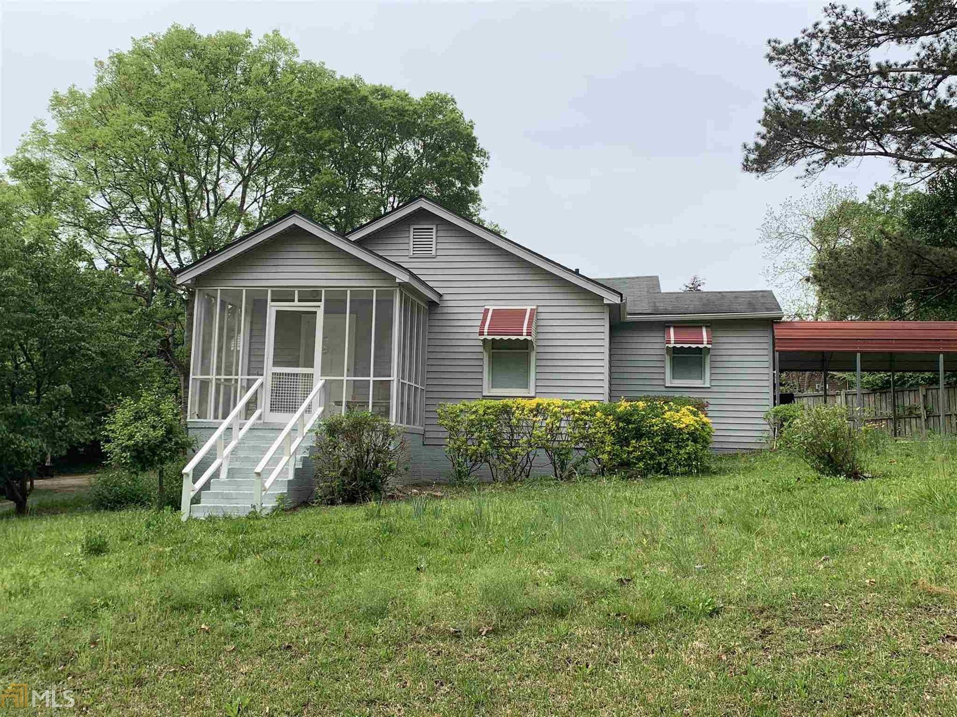 1400 North Clarke St, Milledgeville, GA 31061 - #: 8962433