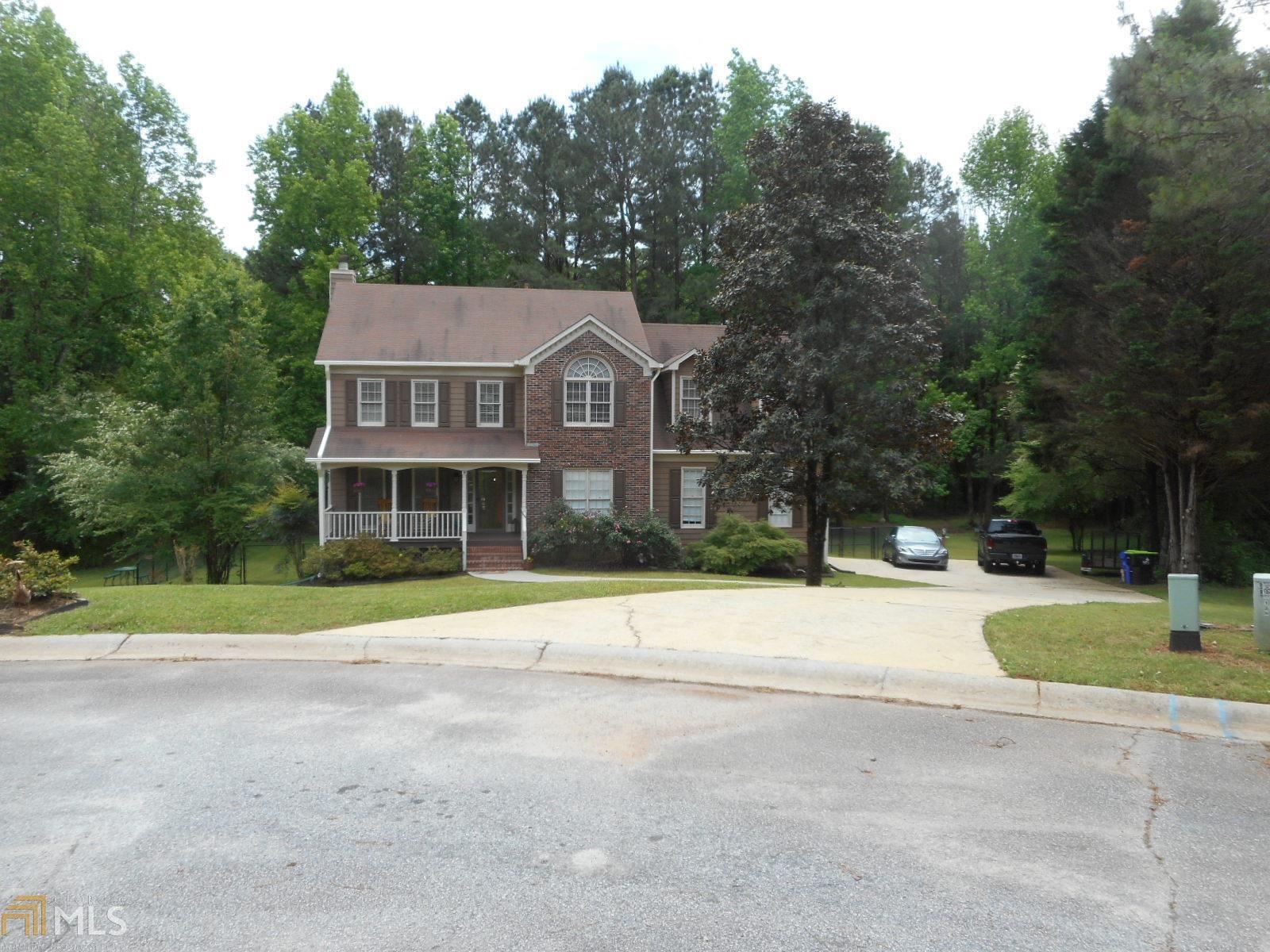135 Regency Ct, Fayetteville, GA 30215 - #: 8975433