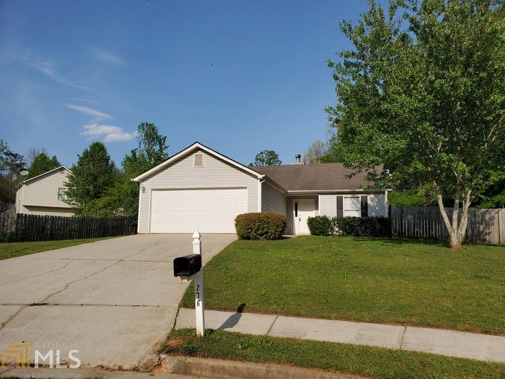 276 Village Drive, McDonough, GA 30253 - #: 8962435