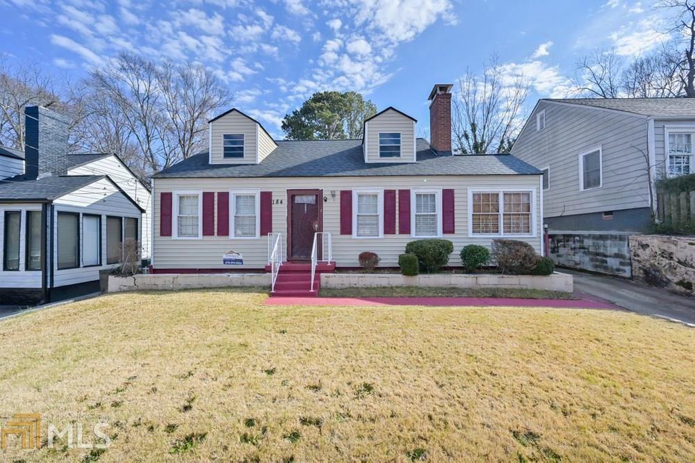 184 Rosser Street, Atlanta, GA 30314 - MLS#: 8916437