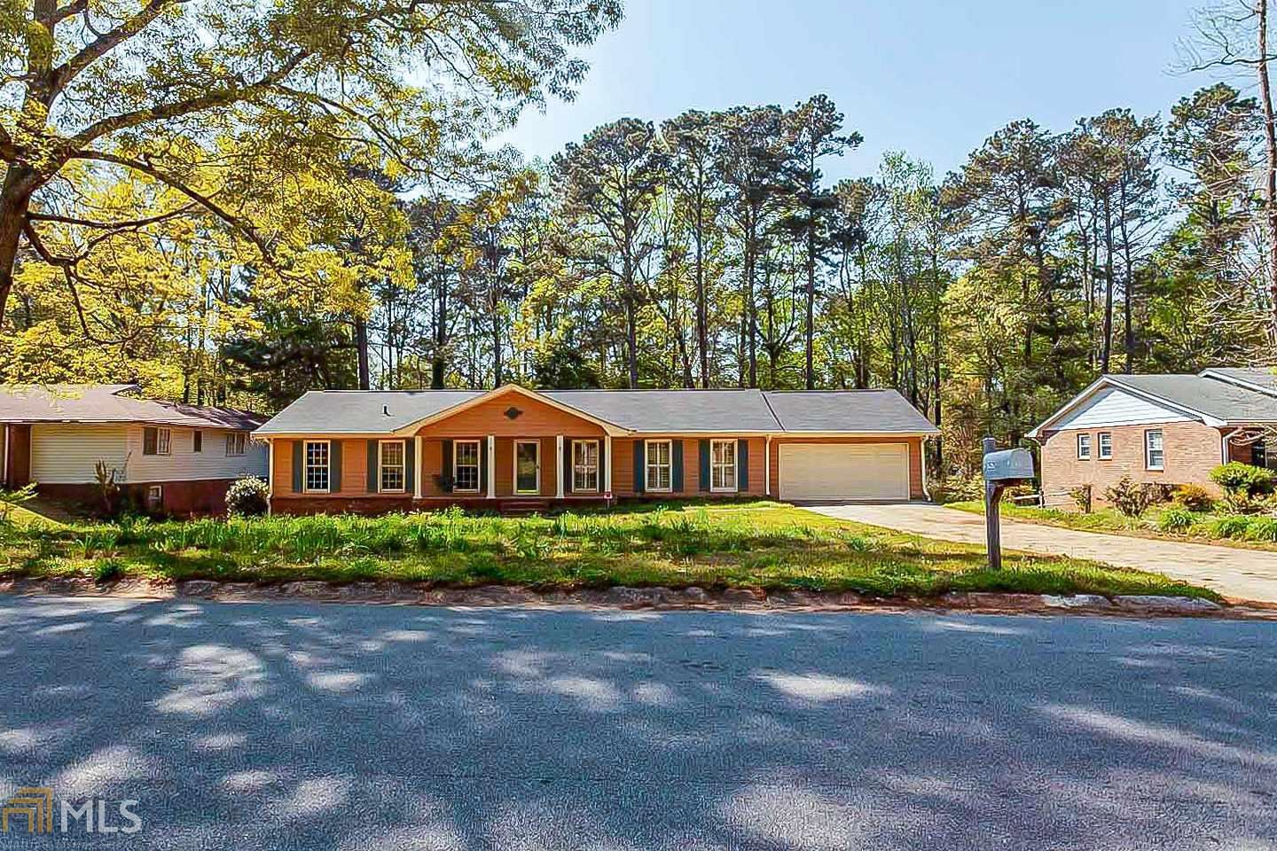 2528 Country Club, Conyers, GA 30013 - #: 8957447
