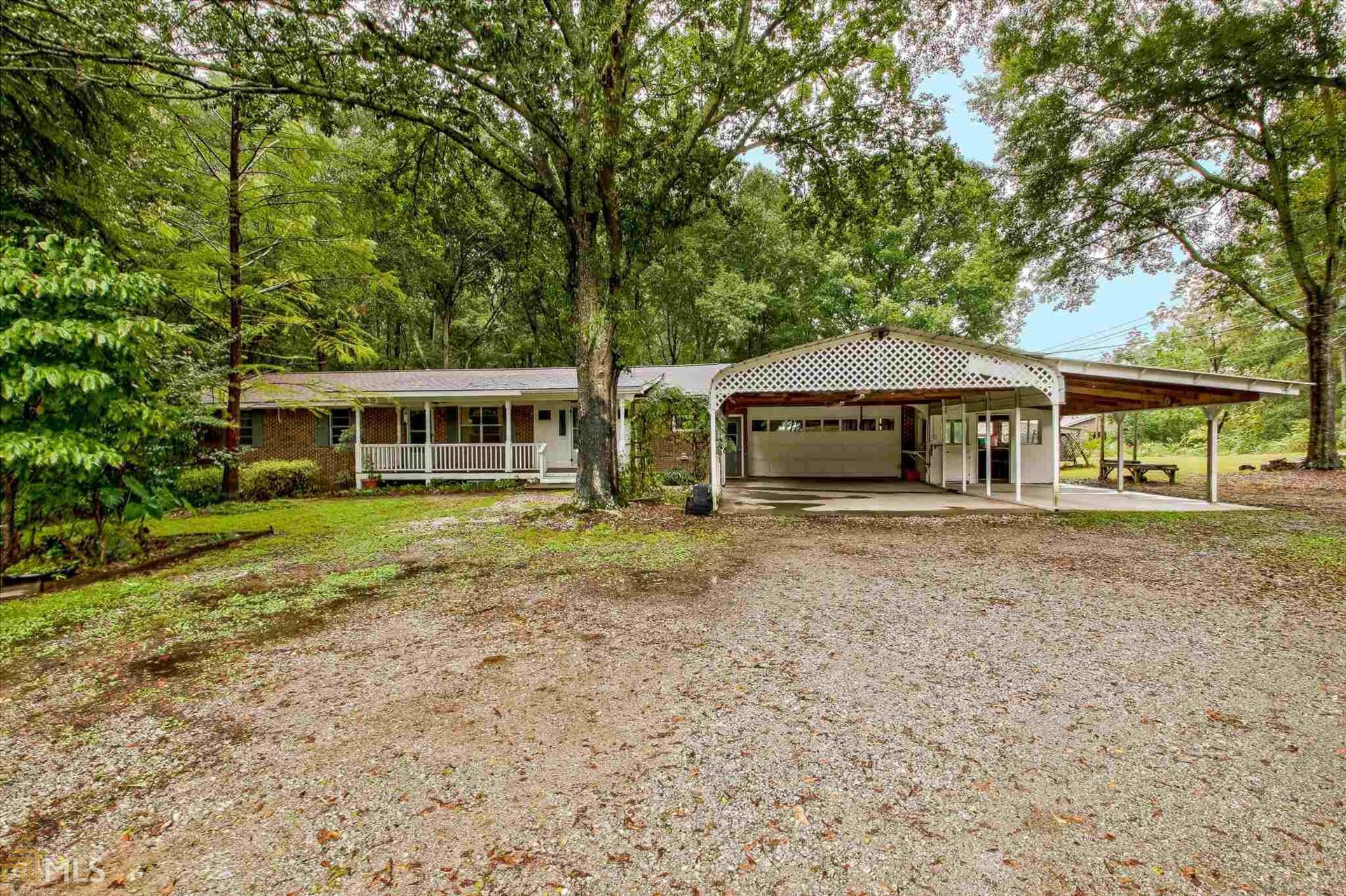 157 New Hope Rd, Fayetteville, GA 30214 - #: 8863453