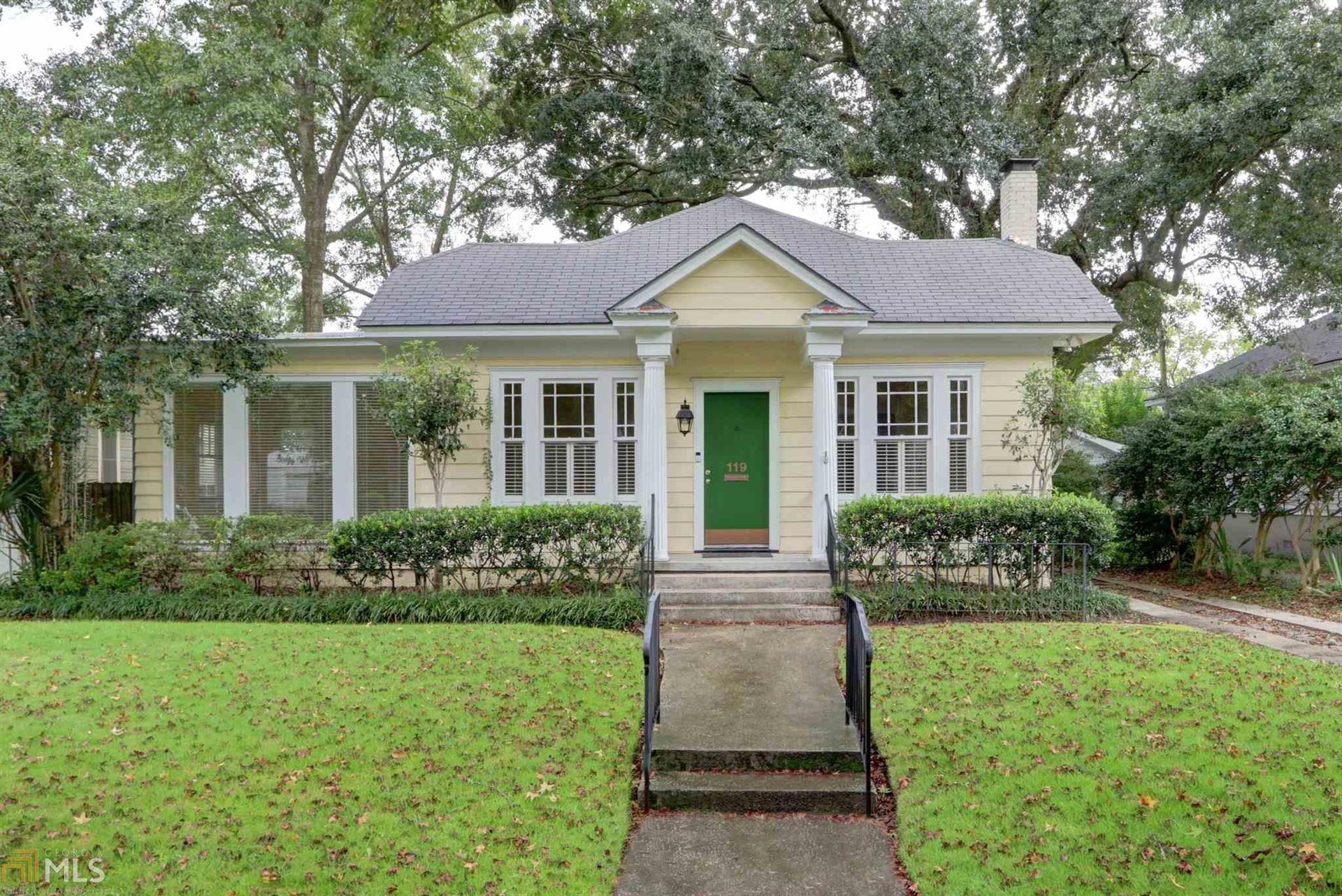 119 E 53Rd St, Savannah, GA 31405 - MLS#: 8849456