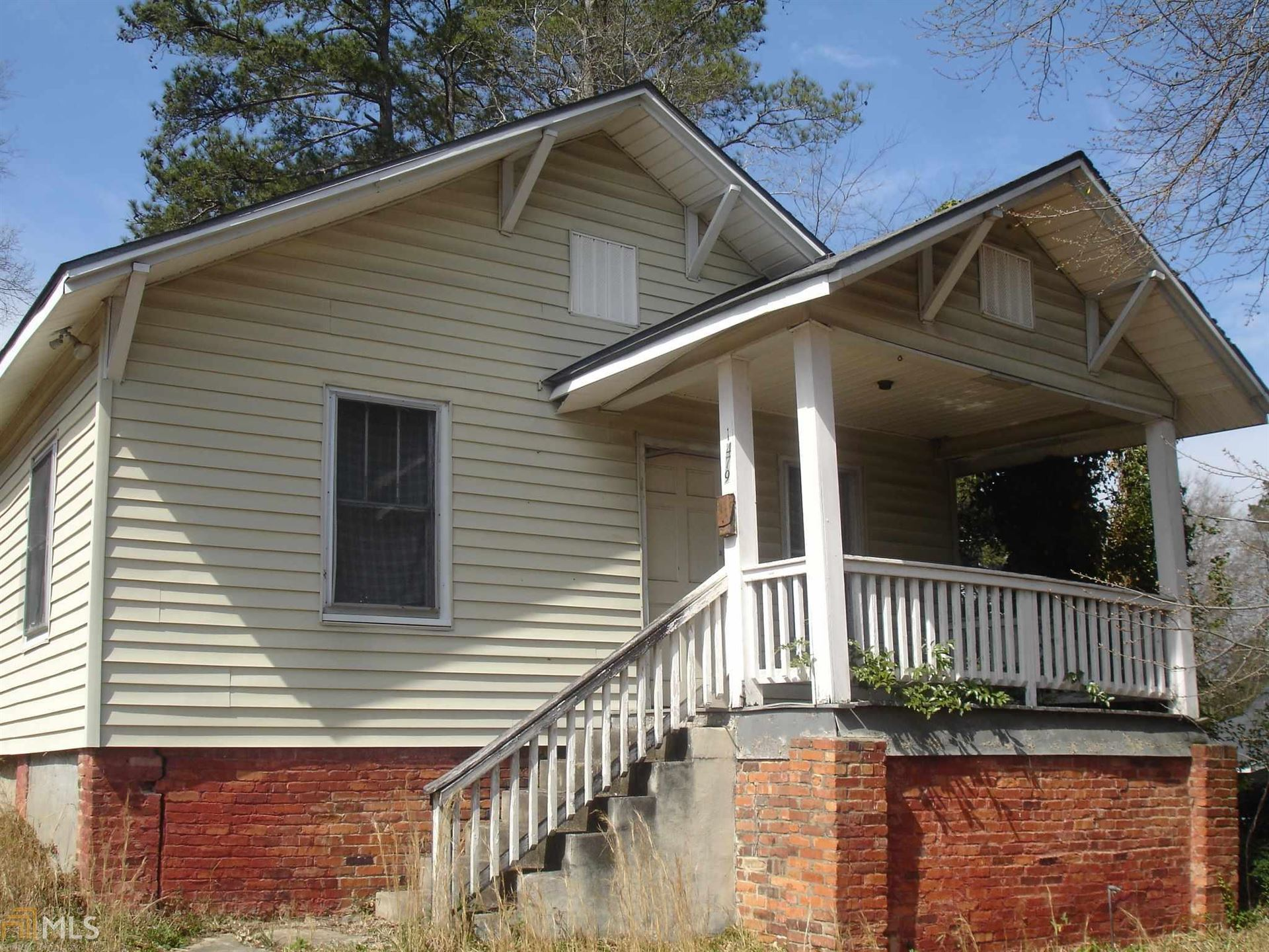 1479 Bailey Ave, Macon, GA 31204 - MLS#: 8942463