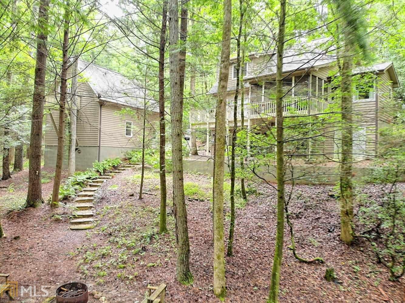 2000 Soque Wilderness, Clarkesville, GA 30523 - #: 8841484