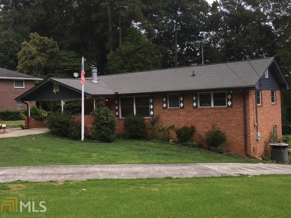 5537 Burgess Drive, Mableton, GA 30126 - #: 8850485