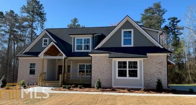 160 Walnut Ln, Williamson, GA 30292 - #: 8871486