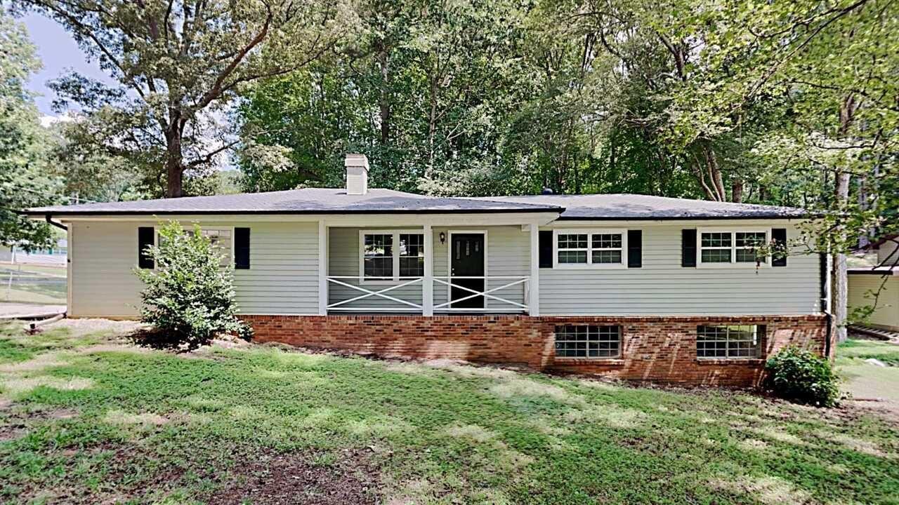 4756 Baron Road, Douglasville, GA 30135 - #: 9040491