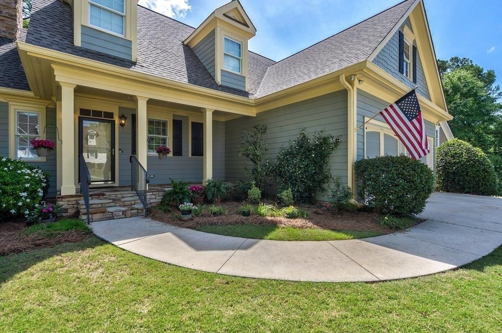 1110 Harbor Ridge Dr, Greensboro, GA 30642 - MLS#: 9000495