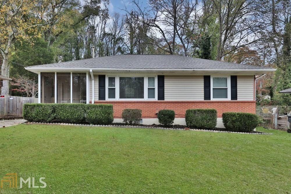 2489 Sylvan Terrace, East Point, GA 30344 - MLS#: 8888496