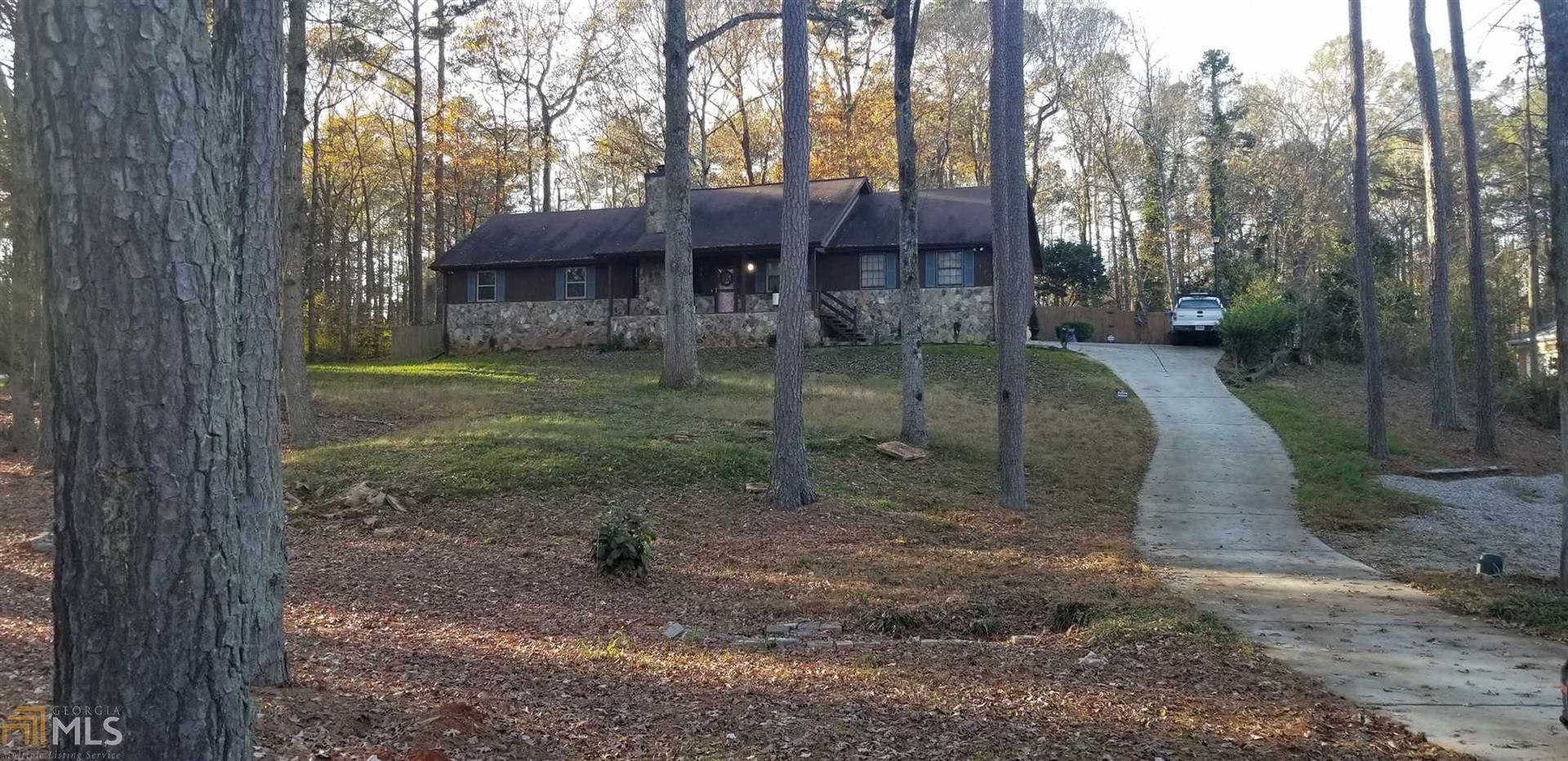 100 Deer Forest Trl, Fayetteville, GA 30214 - #: 8902502