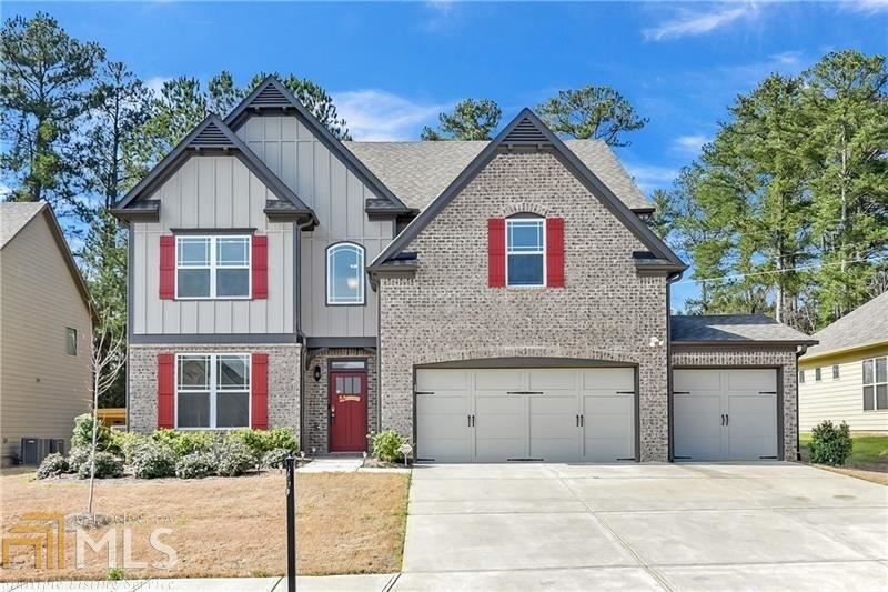 1287 Halletts Peak Pl, Lawrenceville, GA 30044 - #: 8757503