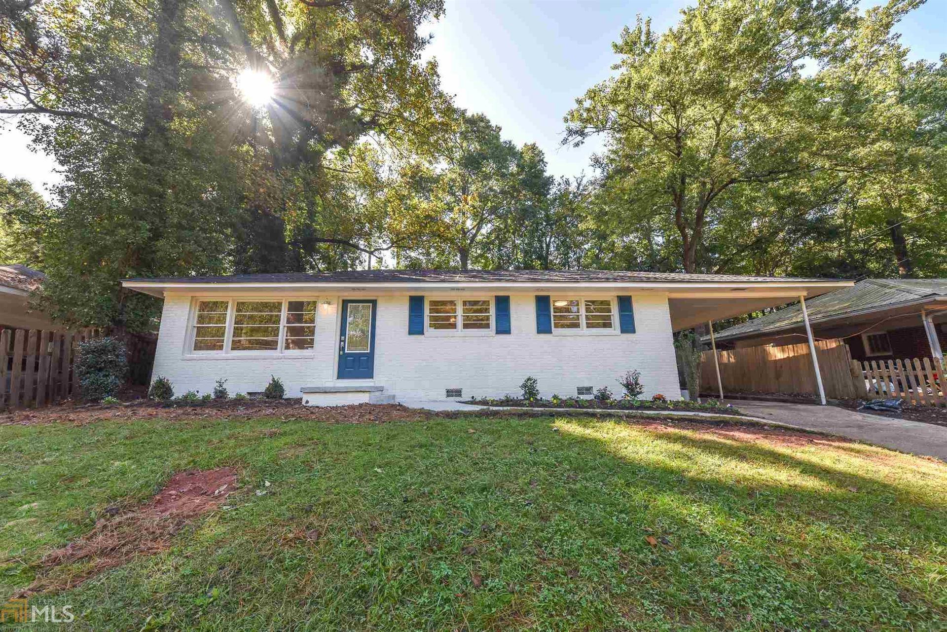 542 Woodland Hills Dr, Athens, GA 30606 - MLS#: 8884505