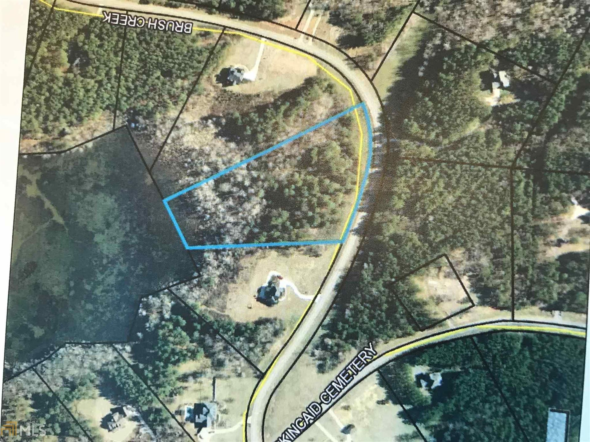 Photo for 57063 NE Brush Creek Rd, Colbert, GA 30628 (MLS # 8567506)