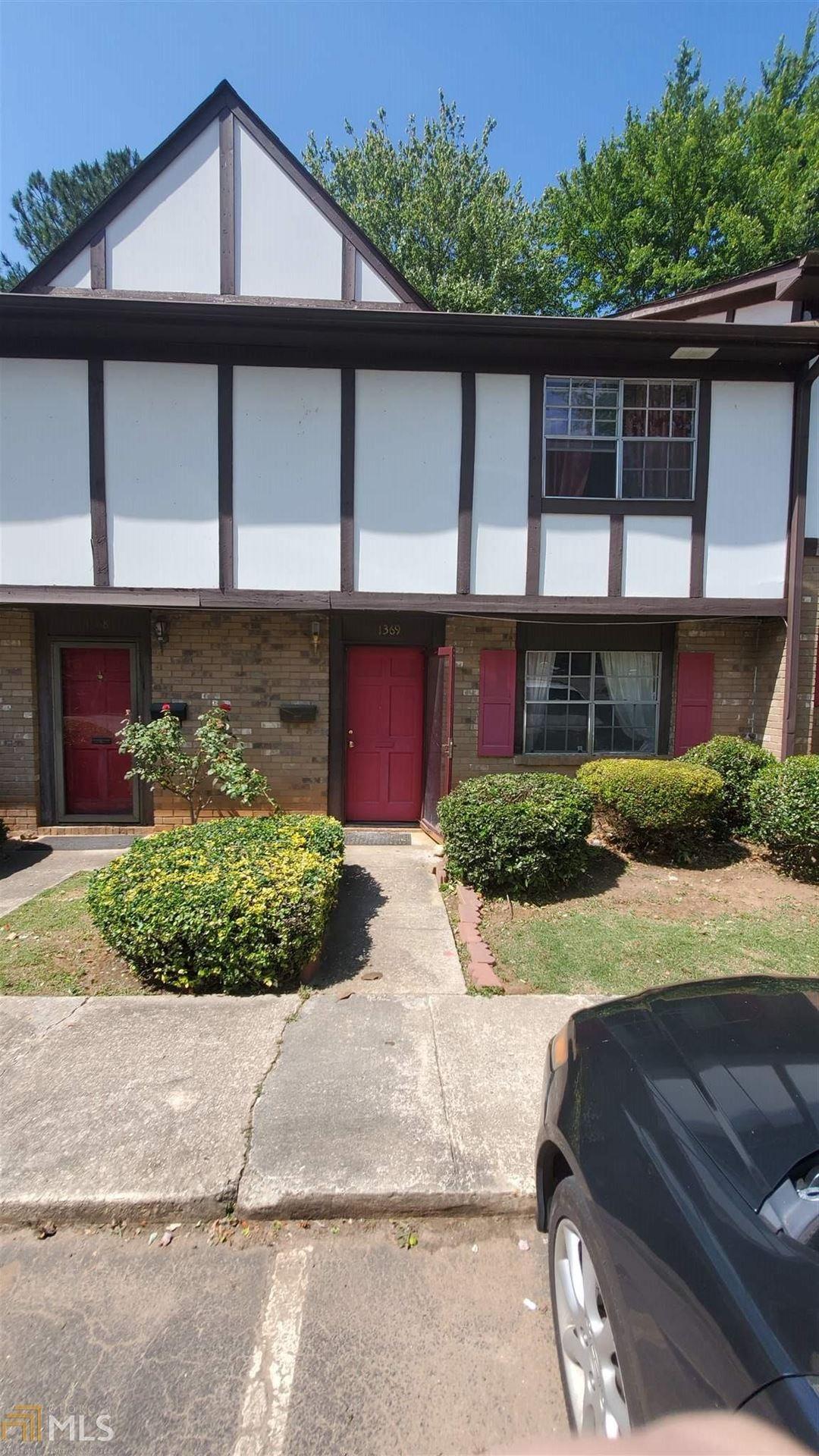1369 Kingsgate Dr, Tucker, GA 30083 - #: 8794512