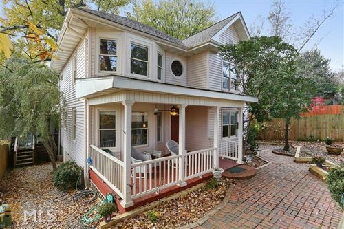Photo of 567 Greenwood Avenue NE, Atlanta, GA 30308 (MLS # 8678513)
