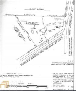 Photo of 709 Clarence Edwards Rd, Bethlehem, GA 30620 (MLS # 8556514)