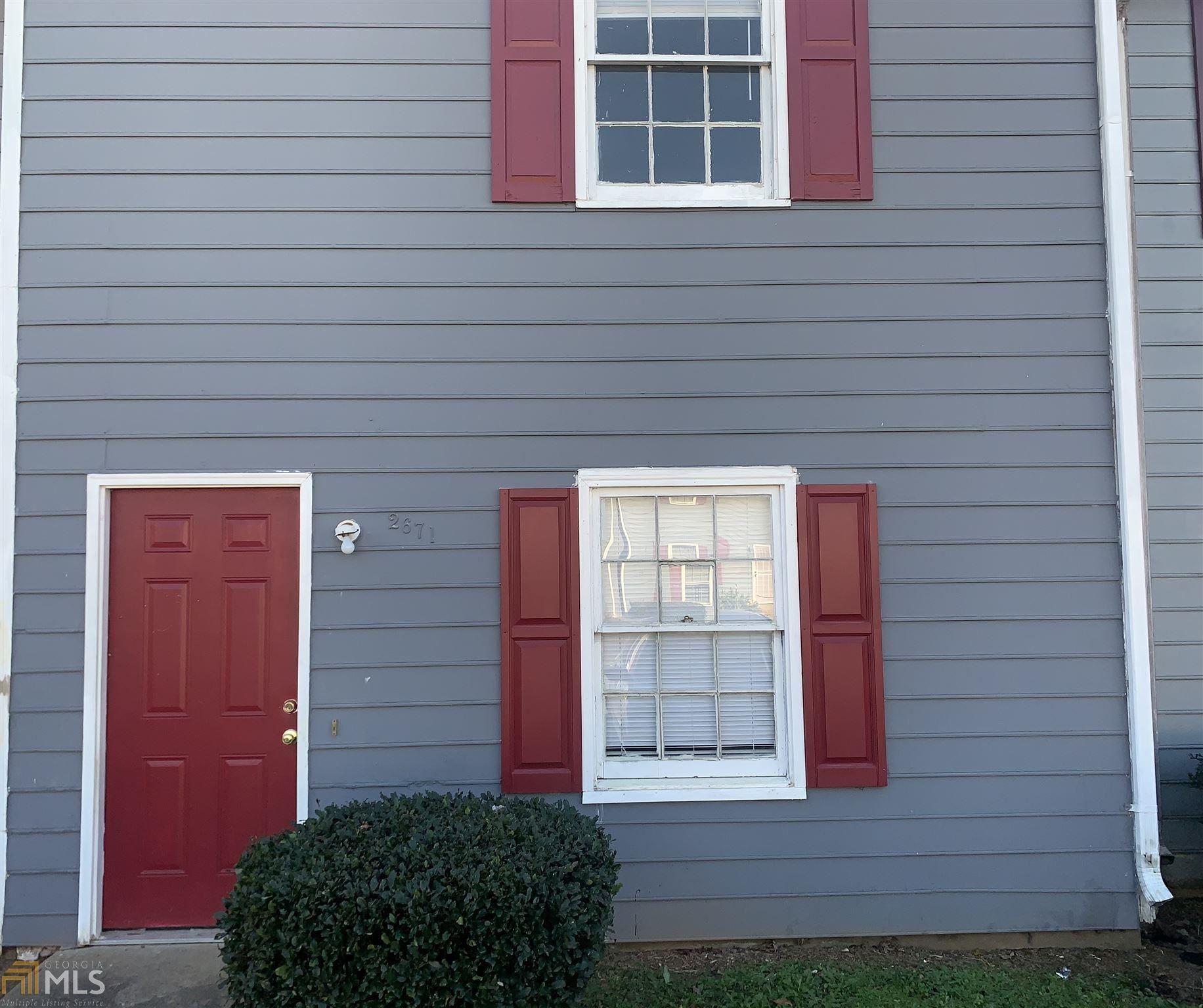 2671 Evans Mill Dr, Lithonia, GA 30058 - #: 8892514