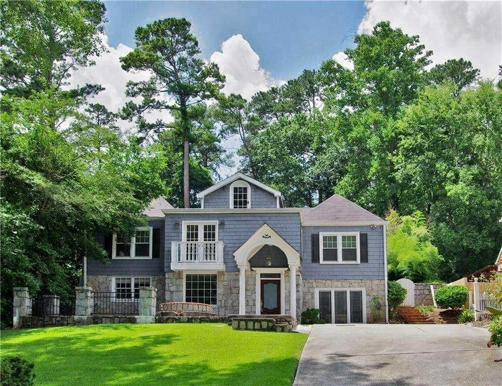 1690 Pine Ridge Drive NE, Atlanta, GA 30324 - MLS#: 9019514
