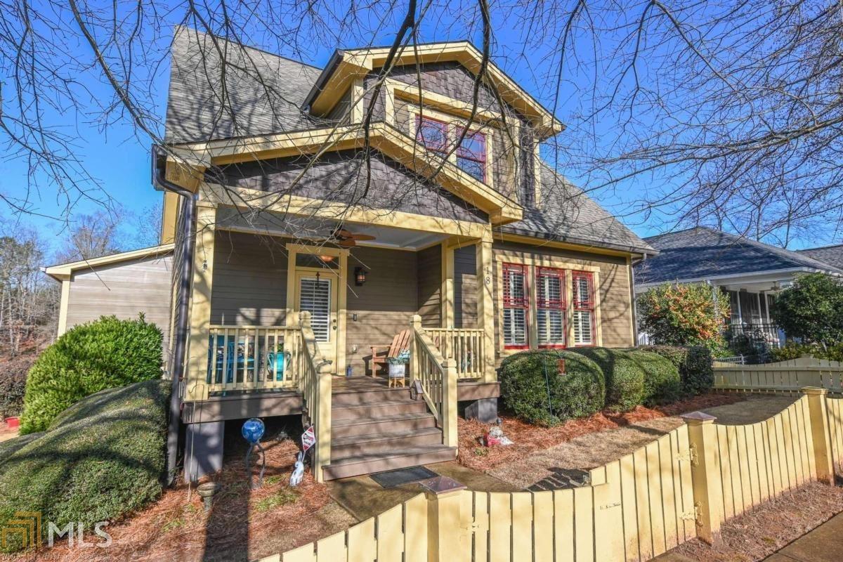18 Chestnut Oak Run, Athens, GA 30607 - #: 8918515