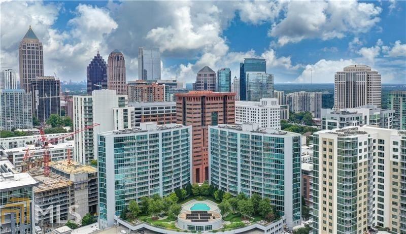 950 W Peachtree St, Atlanta, GA 30309 - MLS#: 8912519