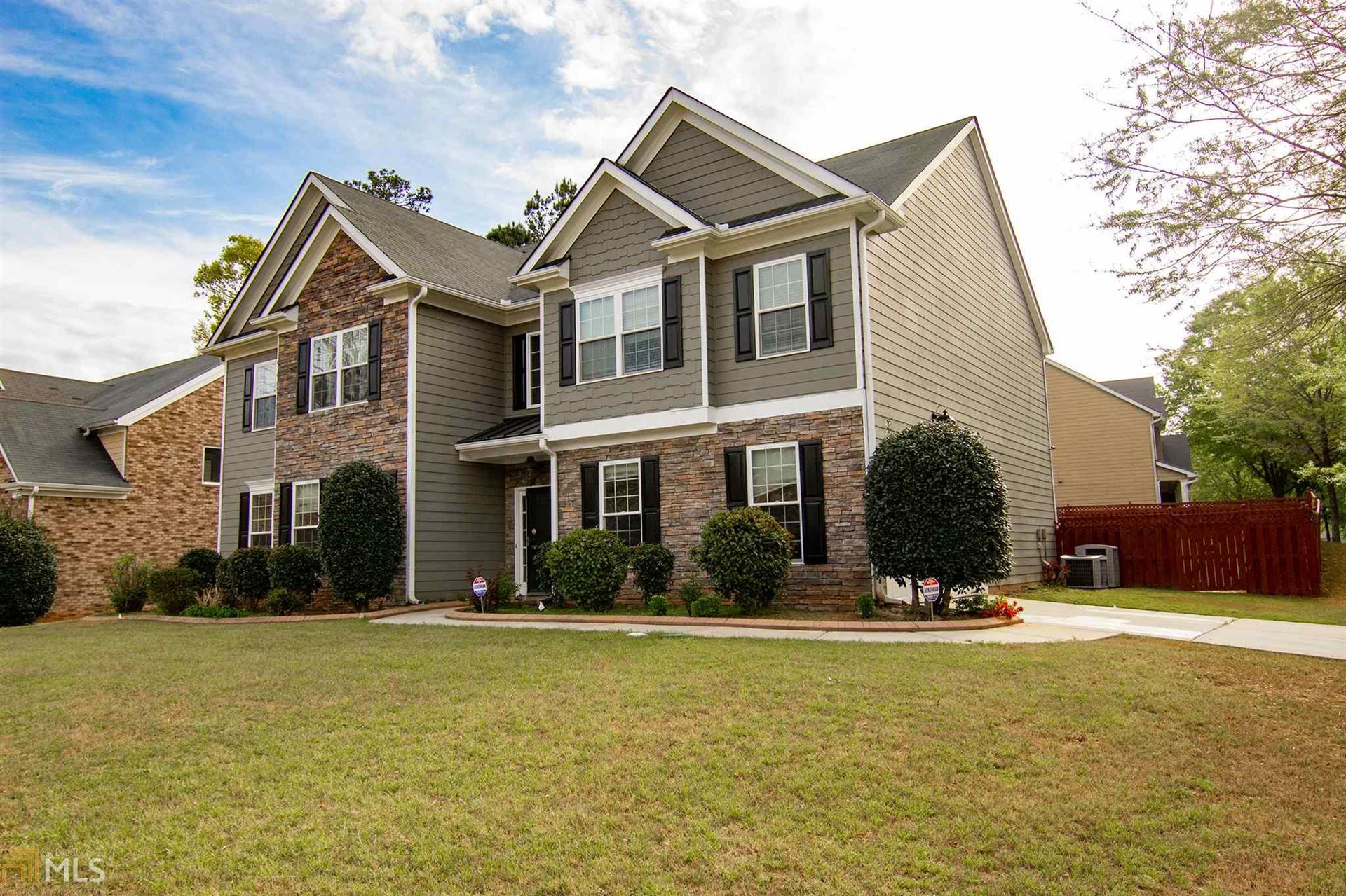 7858 The Lakes Dr, Fairburn, GA 30213 - #: 8769520