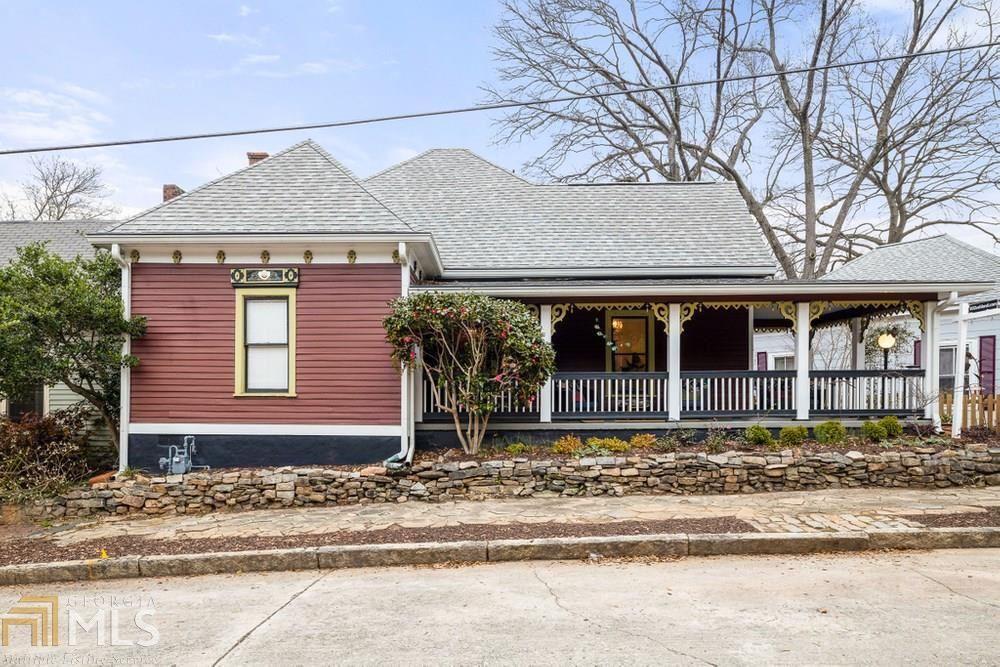 802 Ashland Avenue NE, Atlanta, GA 30307 - MLS#: 8912536