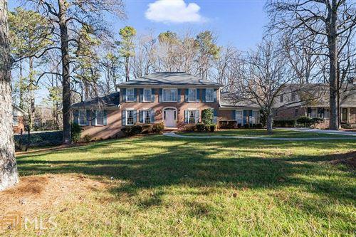 Photo of 5265 Vernon Lake Drive, Atlanta, GA 30338 (MLS # 8914545)