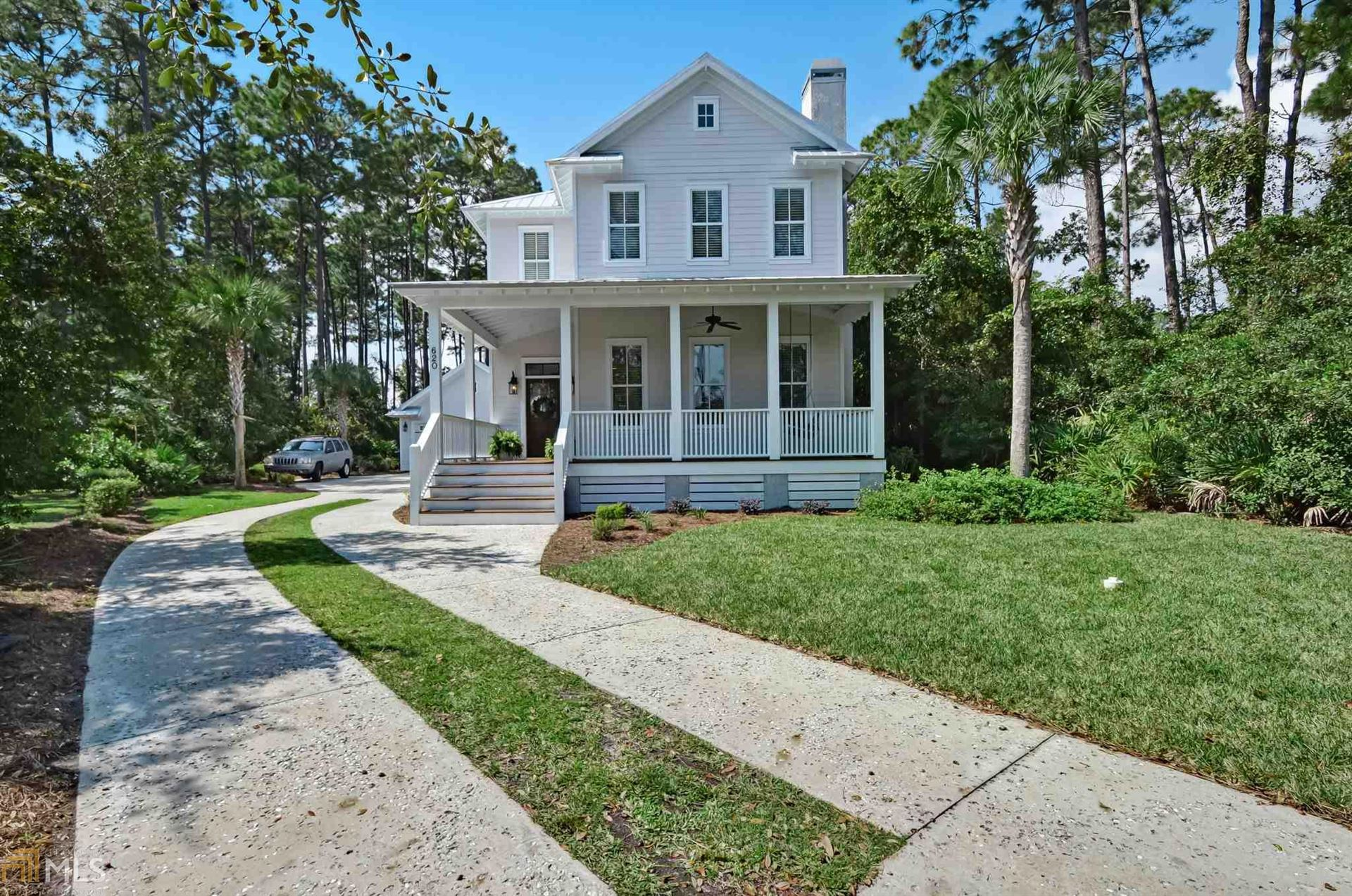 620 Charleston Way, Saint Marys, GA 31558 - MLS#: 8875546