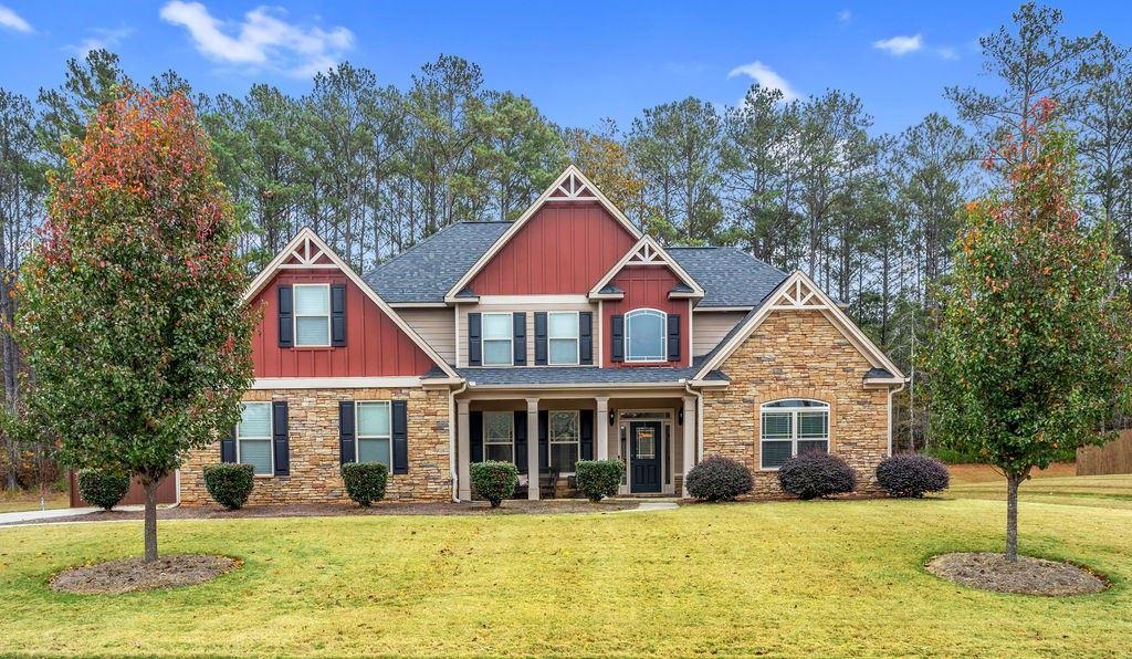 135 Seawright, Fayetteville, GA 30215 - #: 8896547