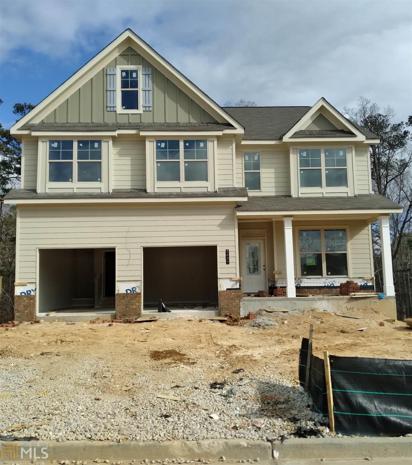 2422 Hanover Woods Rd, Lithonia, GA 30058 - MLS#: 8647548