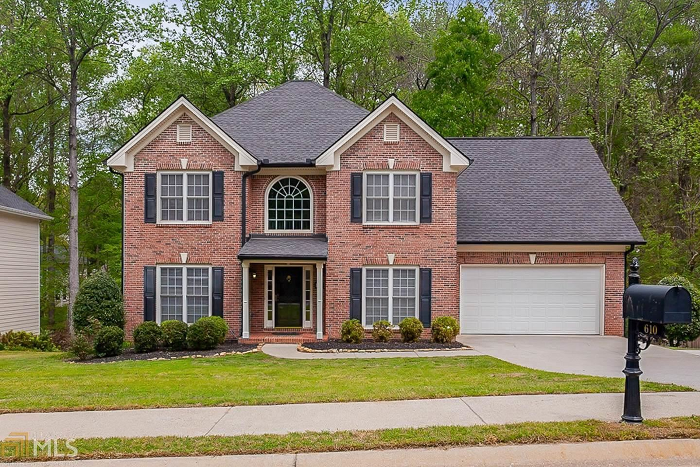 610 Golden Meadows, Suwanee, GA 30024 - #: 8768548