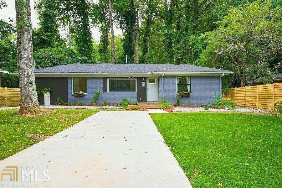 3541 Misty Valley Rd, Decatur, GA 30032 - #: 8951553