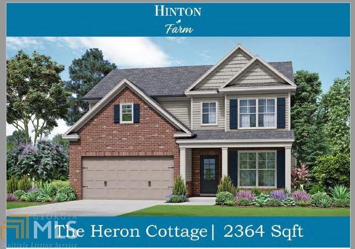 611 Hinton Farm Cir, Dacula, GA 30019 - MLS#: 8829561