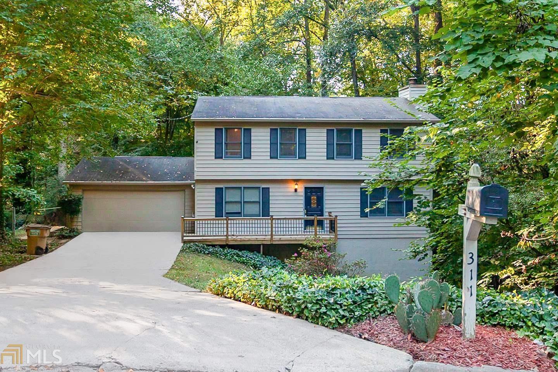 311 Nalley, Stone Mountain, GA 30087 - MLS#: 8868563