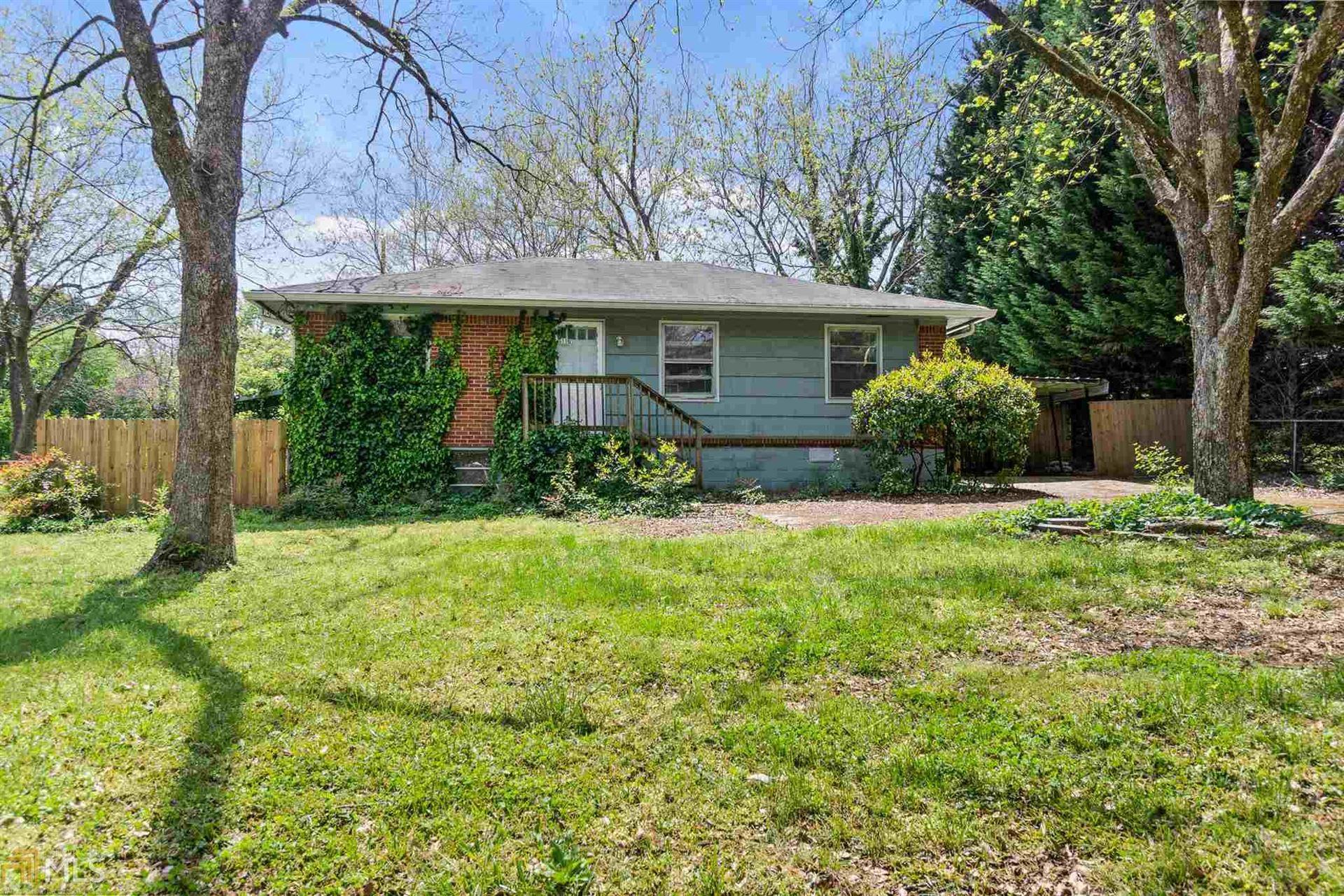 116 Raymond St, Jonesboro, GA 30236 - #: 8957568