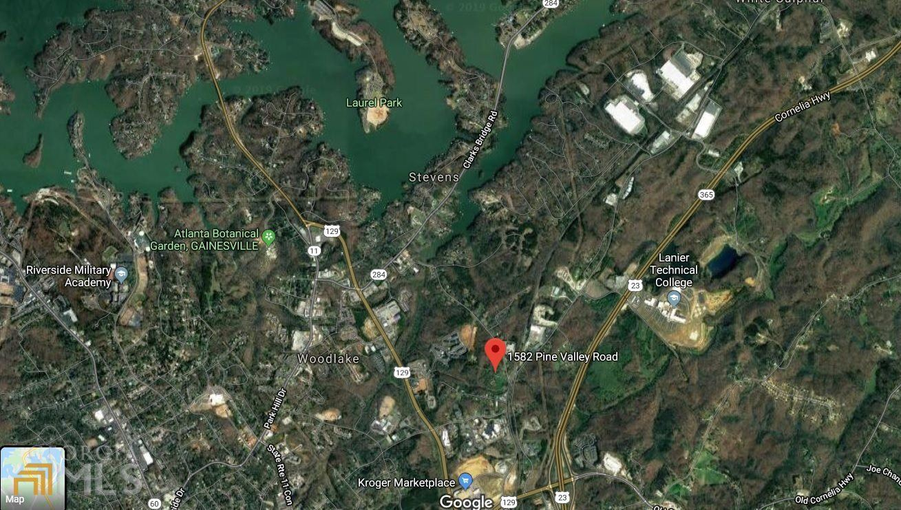 1582-1586 Pine Valley Rd, Gainesville, GA 30501 - MLS#: 8704569